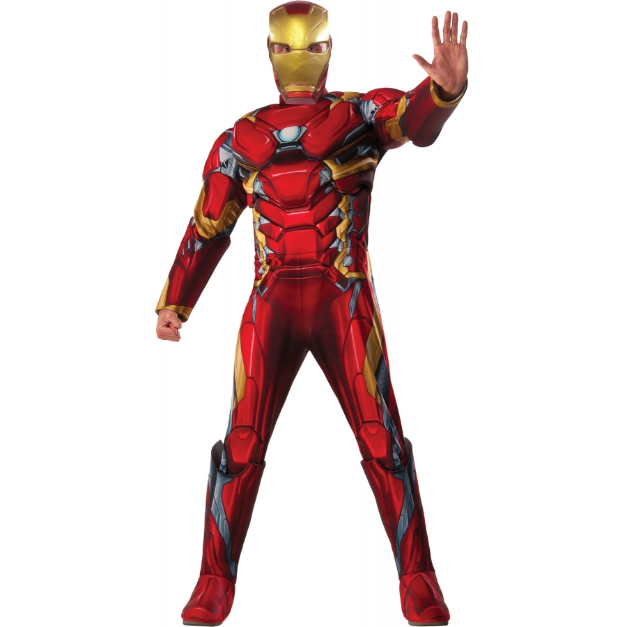 CA3 IRON MAN ADULT STD