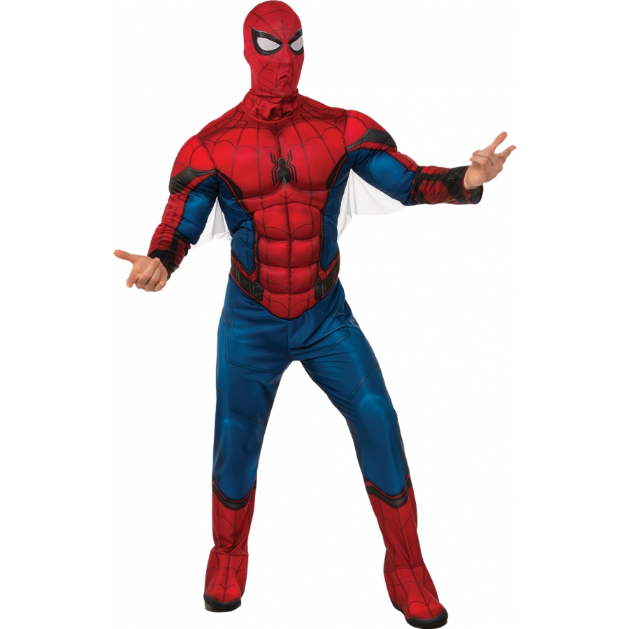 SPIDERMAN PADDED ADULT