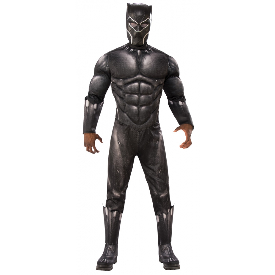 BLACK PANTHER ADULT STD