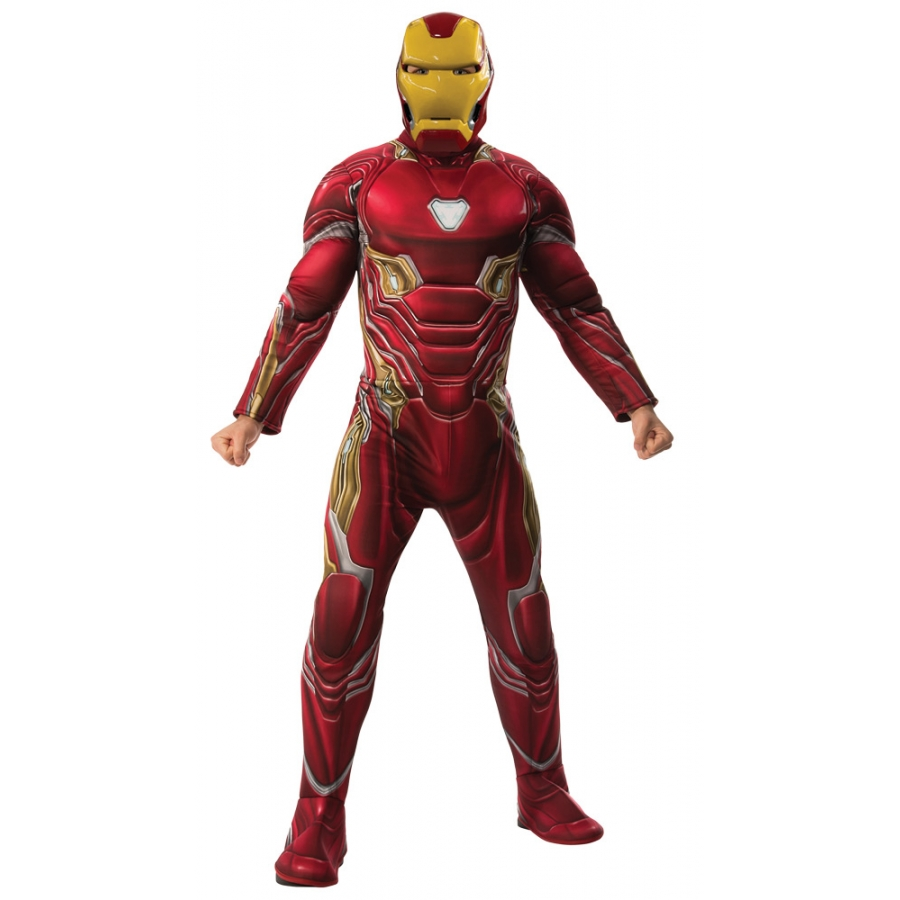 IRON MAN DLX AD STD