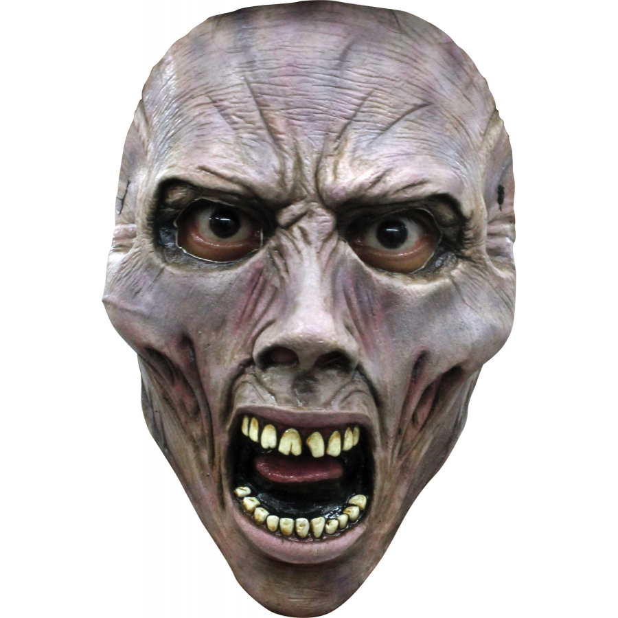 WWZ FACE MASK SCREAM ZOMBIE 1