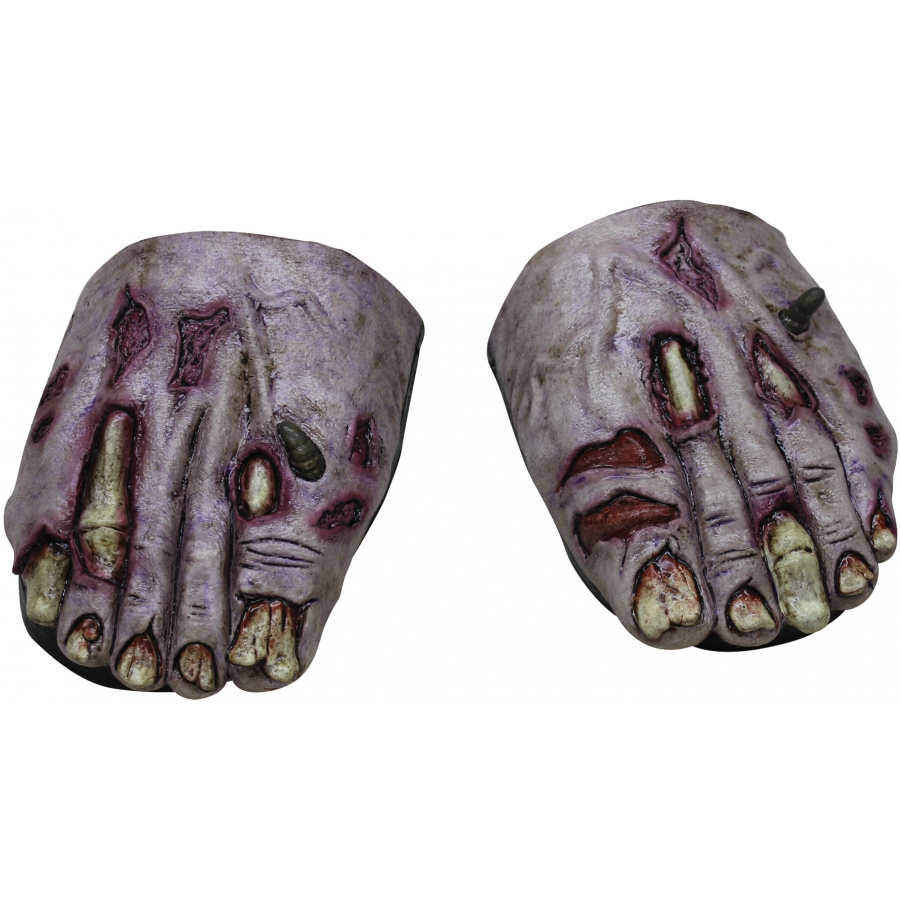 ZOMBIE UNDEAD FEET COVER
