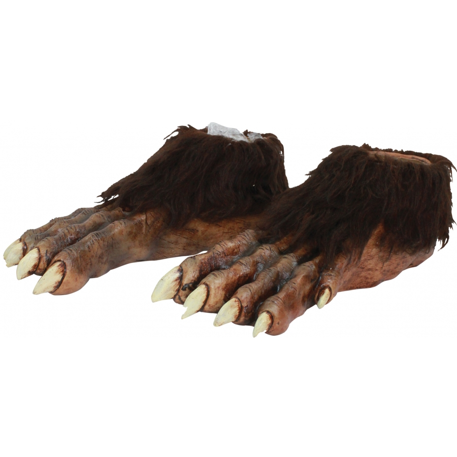 WOLF LATEX FEET DELUXE