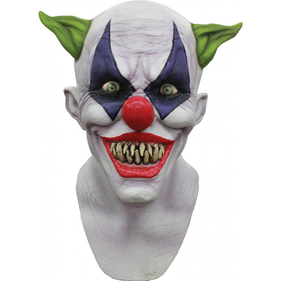 CREEPY GIGGLES LATEX MASK