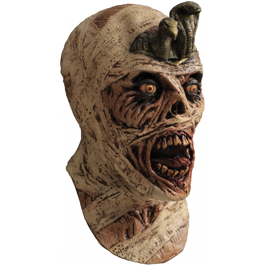 CURSED MUMMY LATEX MASK