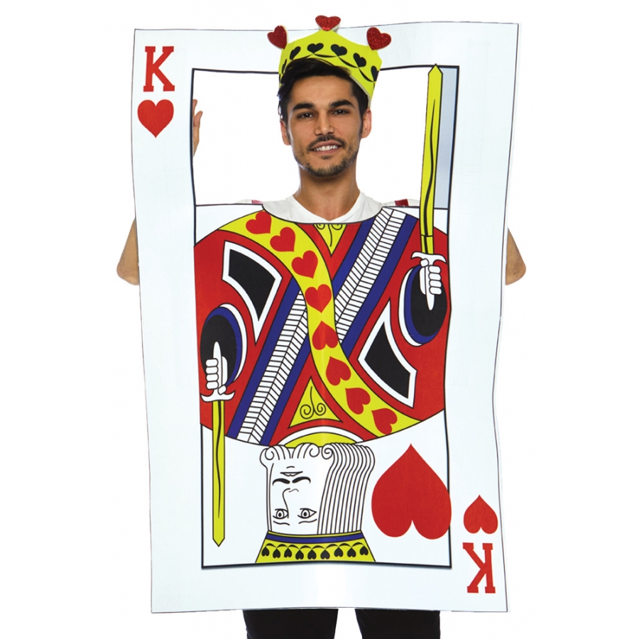 CARD KING W FOAM CARD