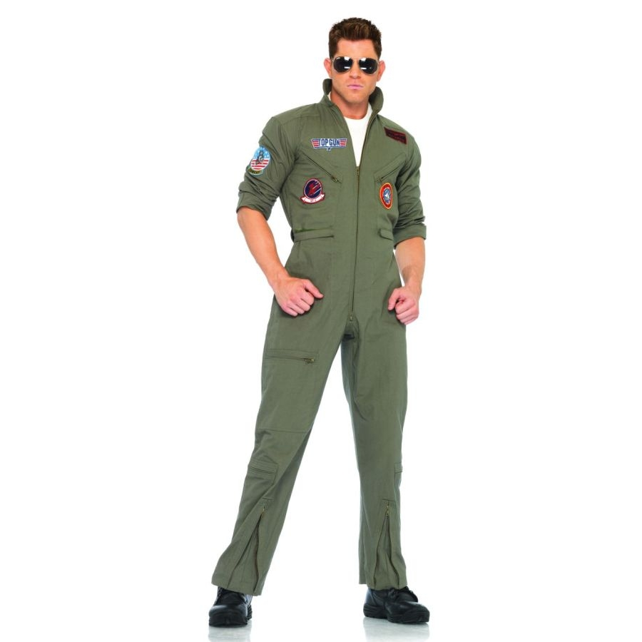 TOP GUN JUMPSUIT EXTRA LARGE