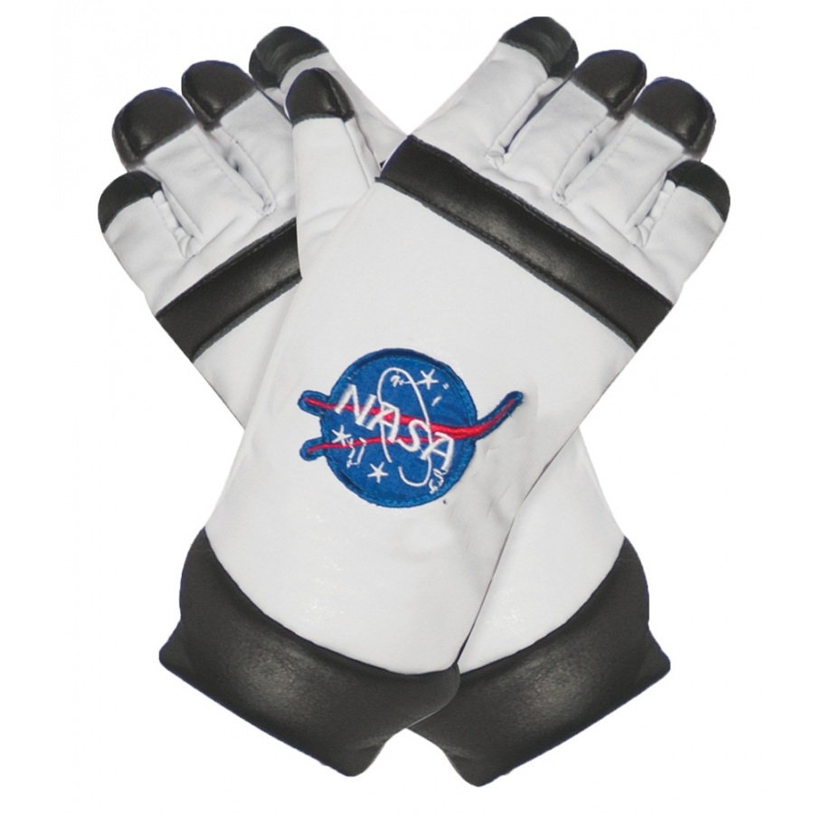 ASTRO GLOVES CHILD WHITE