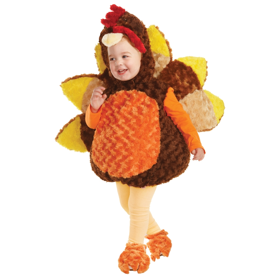 TURKEY TODDLER 2T 4T