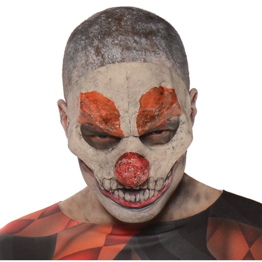 EVIL CLOWN 34 MASK