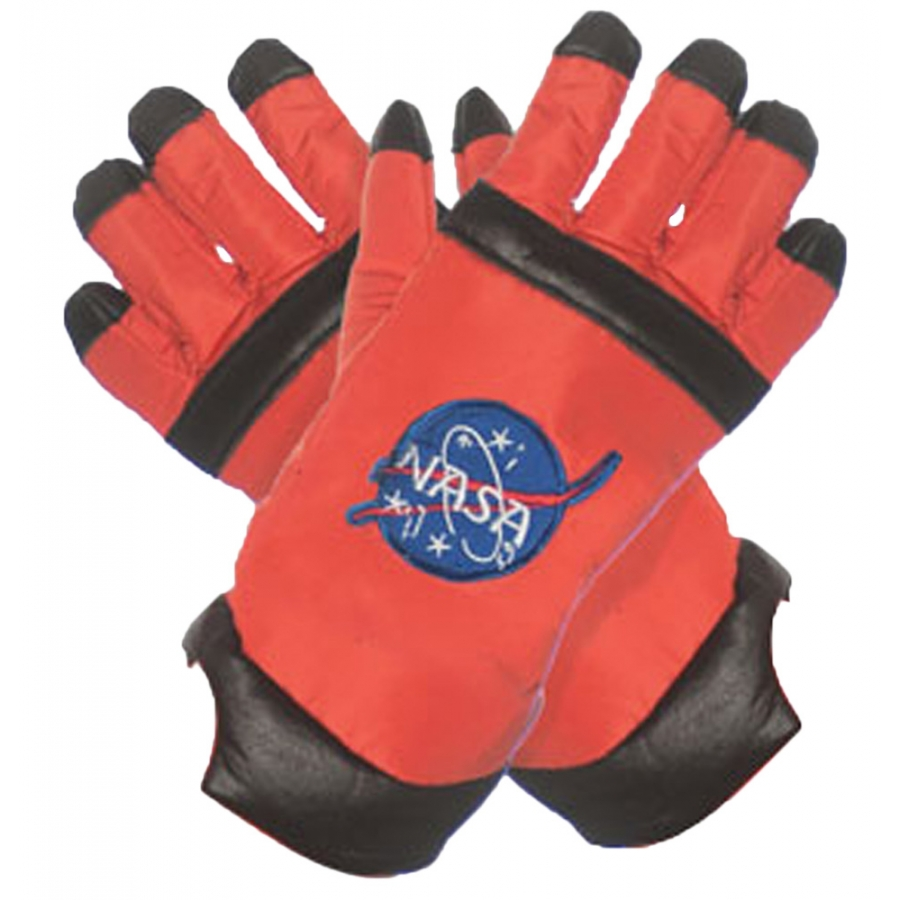 ASTRONAUT GLOVES AD ORANGE