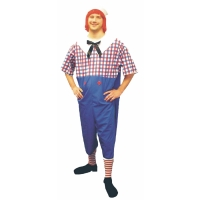 RAGGEDY ANDY PLUS SIZE