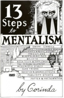 13 Steps to Mentalism by Corinda - Hard Cover