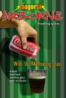 Airborne Magnetic Coke with Ultra Glass