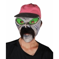 ILLEGAL ALIEN LATEX MASK