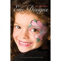 Face Painting Book of Eyes