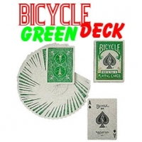 Bicycle Deck Green