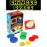 Chinese Boxes Set Boxed