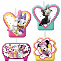 MINNIE HELPERS BIRTHDAY CANDLE