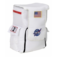 ASTRONAUT BACK PACK WHITE