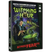 ATMOSFEARFX WITCHING HOUR DVD