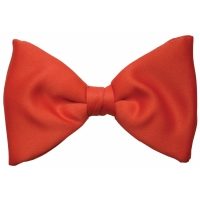 BOW TIE FORMAL RED