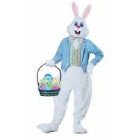 EASTER BUNNY DELUXE AD LGXL