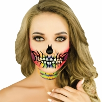 RAINBOW SKULL BOXED MAKEUP KIT