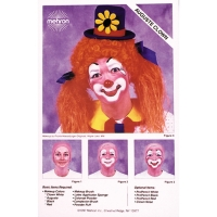 INSTRUCTION SHEETS CLOWN