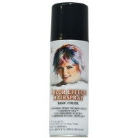 Colored Hairspray Black