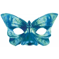 BUTTERFLY IRIDESCENT EYE MASK