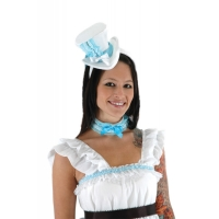 ALICE HAT AND COLLAR SET