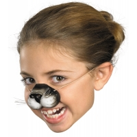 Cat Nose with Elastic