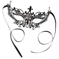ELEGANT LASER CUT MASK SMALL
