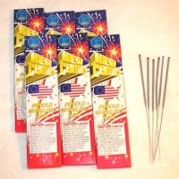 Gold Sparklers (box of 6)
