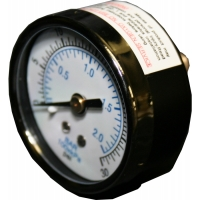 GAUGE FOR AIR REGULATOR