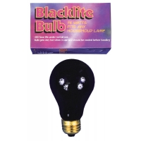 BLACKLIGHT BULB 75 WATTS