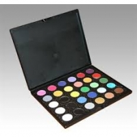 30 Color Sampler Palette by Mehron