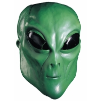 ALIEN GREEN MASK