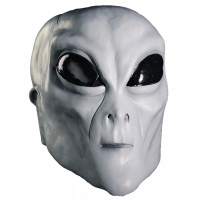 ALIEN GREY MASK