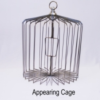Appearing Bird Cage 18 inch Steel