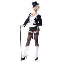 SHOWGIRL FRENCH KISS WOMENS XS