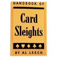 0502BOOK OF CARD SLEIGHTS