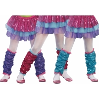 DANCE CRAZE LEG WARMERS PINK