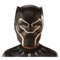 BLACK PANTHER 12 CHILD MASK