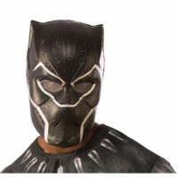 BLACK PANTHER 12 ADULT MASK