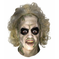BEETLEJUICE OVRHD LATEX MASK