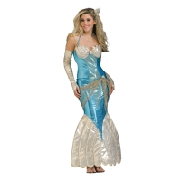 MERMAID ADULT COSTUME STANDARD