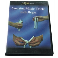 DVD MAGIC TRICKS WITH ROPE