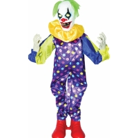 ANIMATED CLOWN 36 INCHES